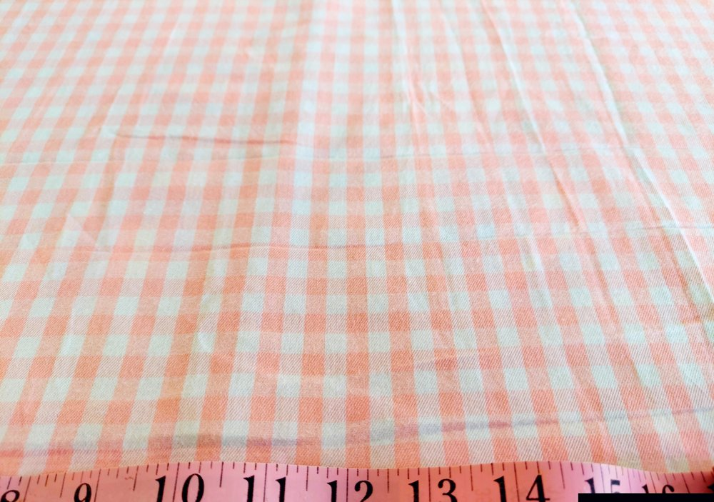 Twill Gingham Fabric, twill gingham plaid for bowties, menswear, gingham dress, gingham shirt and classic children's clothing.
