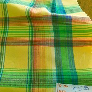 Preppy Madras fabric - plaid madras fabric for girl's clothing, smocked clothing, monogramed apparel, handbags, tote bags, headbands & Etsy crafts.