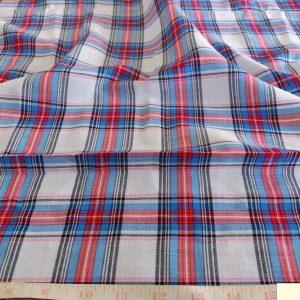 Flannel Madras / Flannel Plaid / Twill Plaid