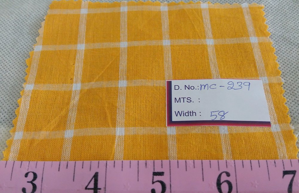 Windowpane plaid fabric for classic children's clothing, bowties and ties, southern clothing, dresses, skirts and men's shirts.