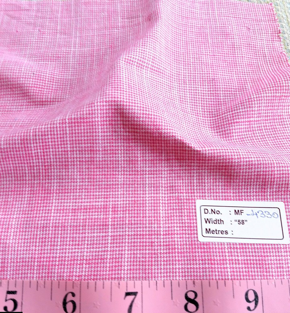 Houndstooth Fabric or Houndstooth tweed for menswear like suits, jackets, pants and bowties, and for women's coats and pants.