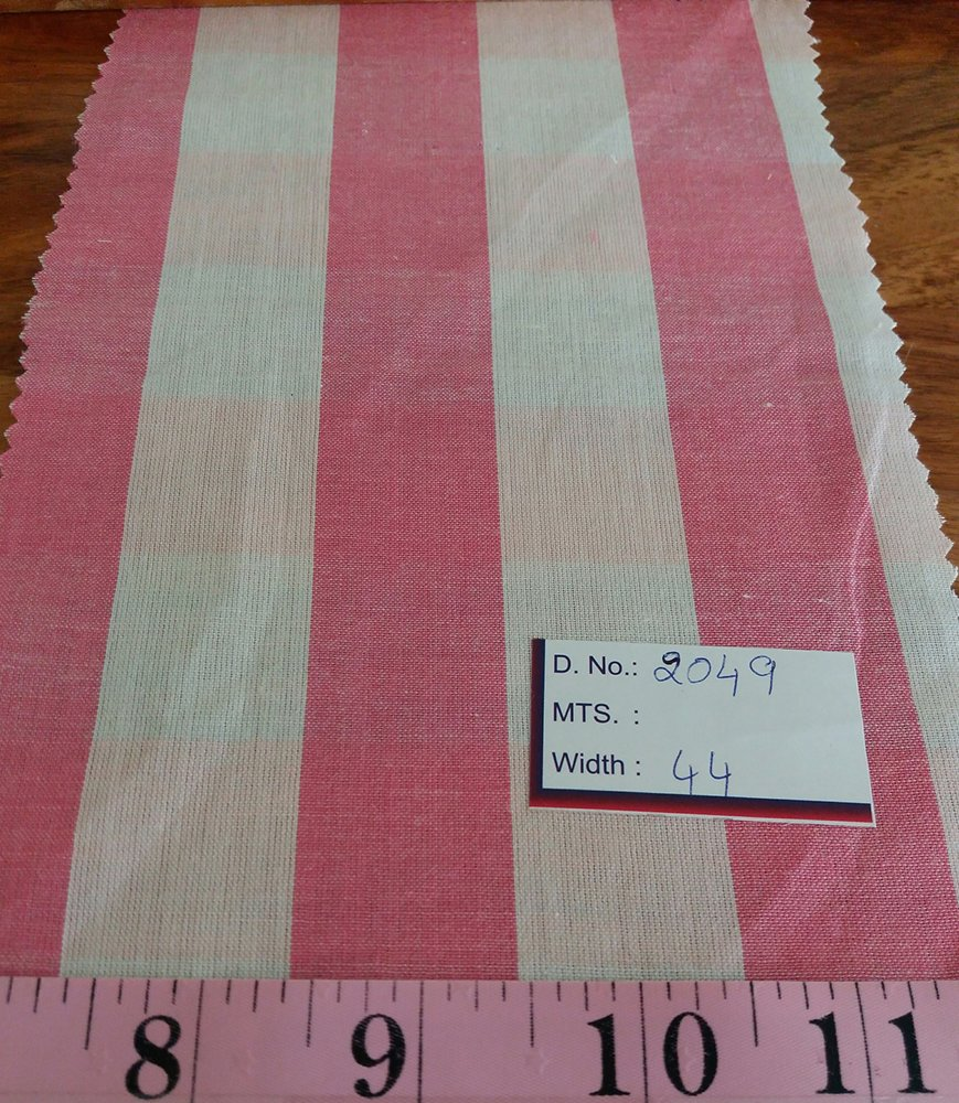 Stripe Fabric, or cotton stripes, for men's shirts, vintage clothing, dresses, classic children's clothing, ties and bowties.