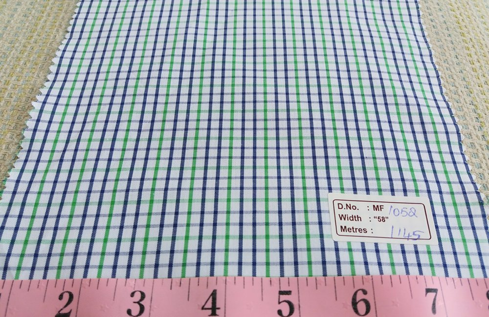 Tattersall Fabric, Tattersall Check or tattersall plaid for men's shirts, classic children's clothing, and southern clothing.