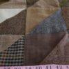 Patchwork Corduroy Tweed Suede Winter Fabric