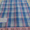 Handloom Fabric, woven on hand looms, usually as handloom checks, handloom madras, stripes & solids, for shirts and vintage menswear.