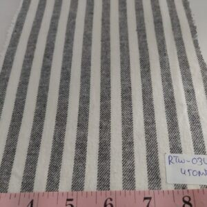 Stripe Fabric, Twill stripe, Flannel stripes for outdoor clothing, vintage clothing, dresses, winter & fall shirts, ties and bowties.